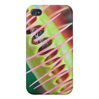 Venus Flytrap iPhone 4 Case