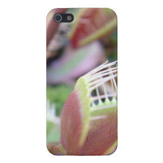 Venus Flytrap Cover For iPhone 5