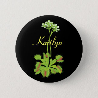 Venus Flytrap Name Pin