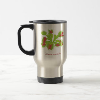 Venus Flytrap Travel Mug