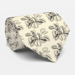 Venus Flytrap Vintage Botanical Tie