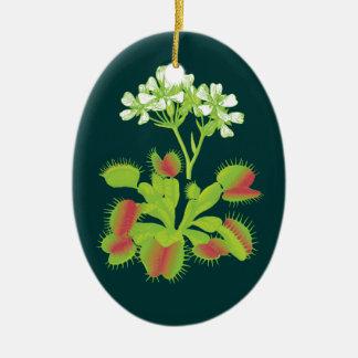 Venus Flytraps Ornament