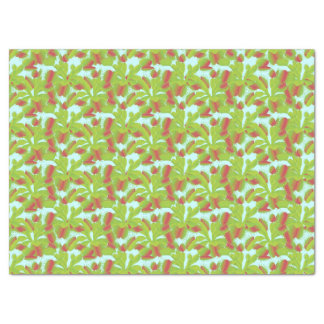 "Venus Flytraps Pattern 17"" X 23"" Tissue Paper"