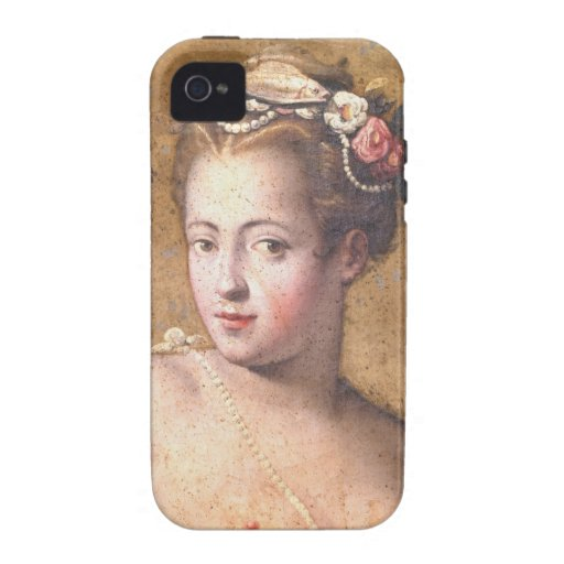 Venus from the Salon of the Muses in the Villa Med iPhone 4/4S Covers