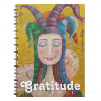 Venus Gratitude Journal | Carnival Circus Girl