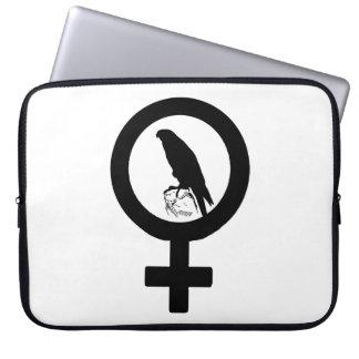Venus Hawk Laptop Sleeve