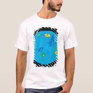 Venus, High Resolution Gravity Data T-Shirt