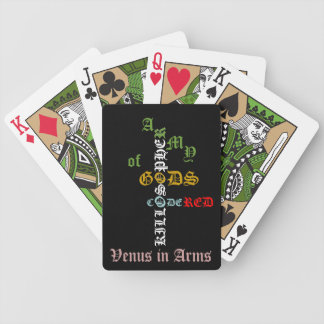Venus in Arms Playing Cards