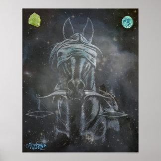 Venus in Libra Poster
