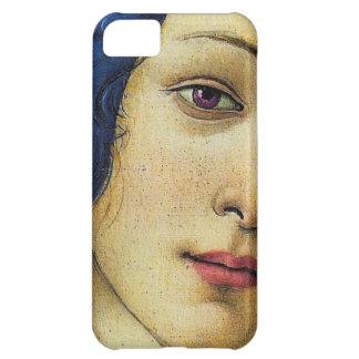 venus in purple case for iPhone 5C