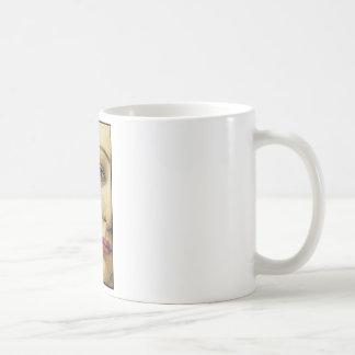 venus in purple coffee mug