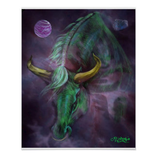 Venus in Taurus Poster