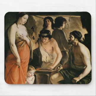 Venus in Vulcan's Forge, 1641 Mouse Pad