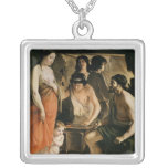 Venus in Vulcan's Forge, 1641 Necklace
