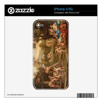Venus in Vulcan's Forge, 18th century Decals For The iPhone 4S