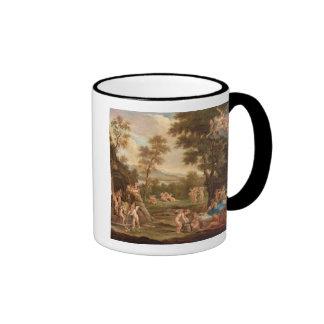 Venus in Vulcan's Forge, 18th century Mug