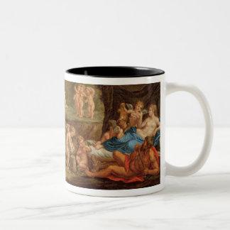 Venus in Vulcan's Forge, 18th century Coffee Mug