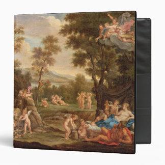 Venus in Vulcan's Forge, 18th century Vinyl Binders