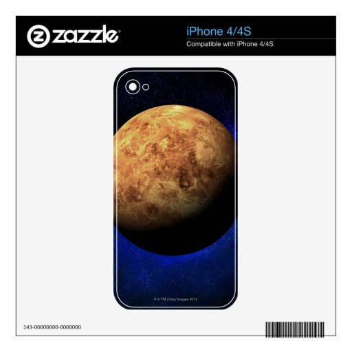 Venus iPhone 4 Skins