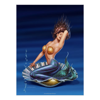 """Venus Is Back"" Canvas Art Print"