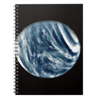 Venus Libro De Apuntes Con Espiral