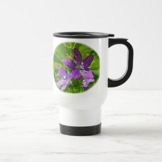 Venus Looking Glass Wildflower Travel Mug