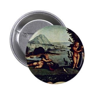 Venus, Mars And Cupid Detail By Piero Di Cosimo (B Pins