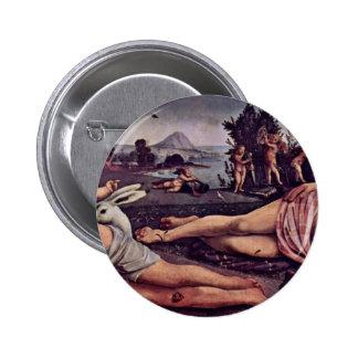 Venus, Marte y Cupid, italiano: Venere E Marte Amo Pin