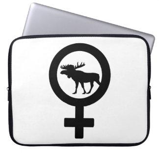 Venus Moose Computer Sleeve
