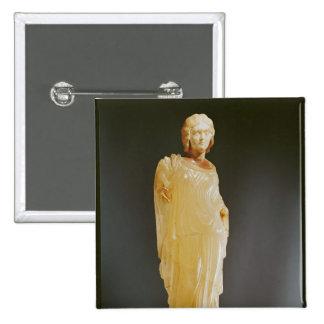 Venus of Tayrac, portrait of Manlia Scantilla Pinback Buttons