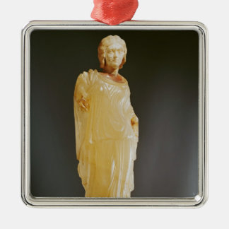Venus of Tayrac, portrait of Manlia Scantilla Metal Ornament