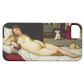 Venus of Urbino by Titian iPhone 5 Case