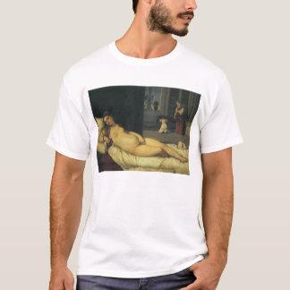 Venus of Urbino by Titian, Renaissance Art T-Shirt