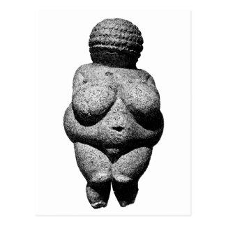 Venus of Willendorf Postcard