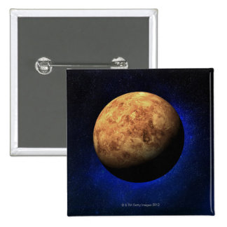 Venus Pinback Button