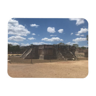 Venus Platform – Chichen Itza, Mexico Photo Magnet