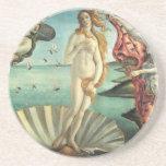 Venus por el práctico de costa de la piedra arenis posavasos personalizados