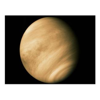 VENUS por la foto del flyby de la NASA del marino Postales