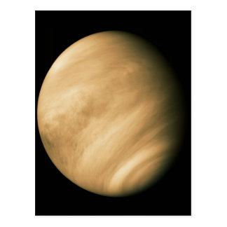 VENUS por la foto del flyby de la NASA del marino Postal