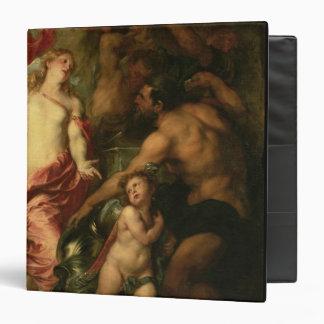 Venus que pide Vulcan la armadura de Aeneas
