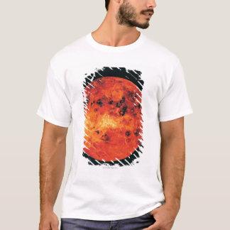 Venus, Radar Map T-Shirt