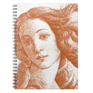 Venus Sandro Botticelli Notebook
