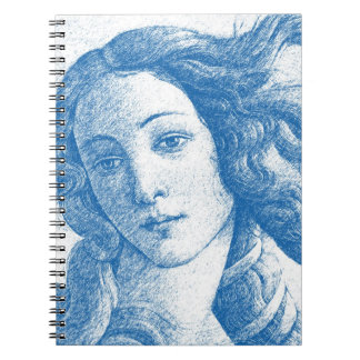 Venus * Sandro Botticelli Notebook