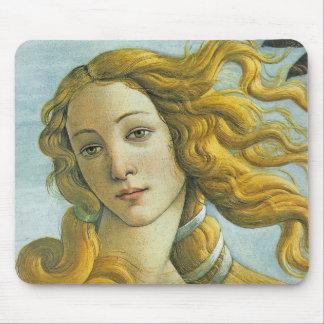 Venus * Sandro Botticelli Tapetes De Ratón
