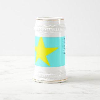 venus star fine film company beer stein