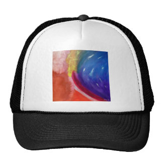 Venus transit mesh hats