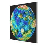 Venus Under False Color Canvas Print