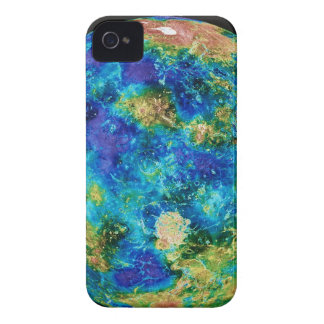 Venus Under False Color iPhone 4 Case-Mate Case