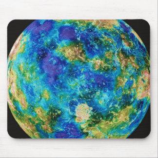 Venus Under False Color Mouse Pad