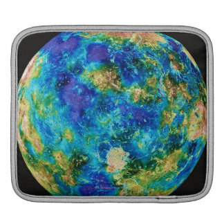 Venus Under False Color Sleeve For iPads